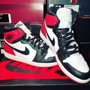 Jordan Shoes - Jordan 1 Retro OG (2013) Black Toe